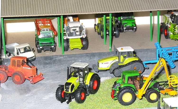 87 modellbau landwirtschaft 1 Landwirtschaftsmodelle